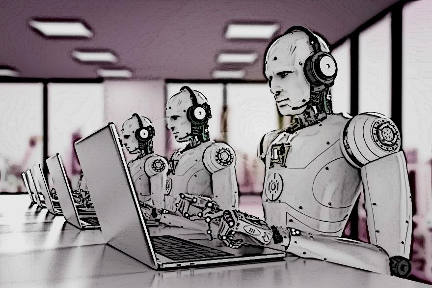 Les commerciaux et L'IA